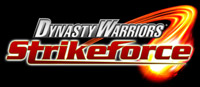 'Dynasty Warriors: Strikeforce' game logo