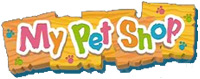 'My Pet Shop' game logo