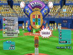Baseball darts in 'Little League World Series Baseball 2009'