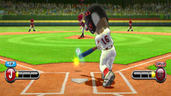 Multiplayer option in 'Little League World Series Baseball 2009'