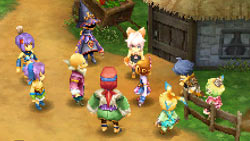 Customization to your liking in 'Final Fantasy Crystal Chronicles: Echoes of Time'