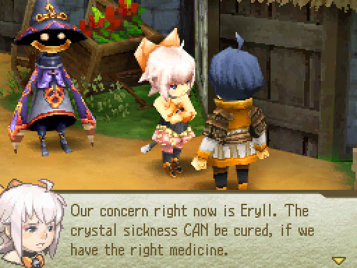Amazon.com: Final Fantasy Crystal Chronicles: Echoes of