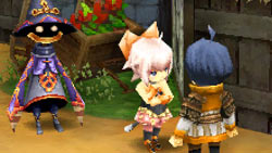 Compeling story and characters in 'Final Fantasy Crystal Chronicles: Echoes of Time'