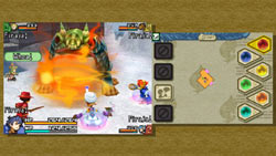 1-4 multiplayer support in 'Final Fantasy Crystal Chronicles: Echoes of Time'