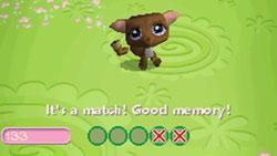 Challenging mini-games in 'Littlest Pet Shop Spring'