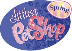'Littlest Pet Shop: Spring' game logo