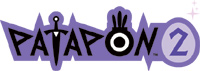 'Patapon 2' game logo