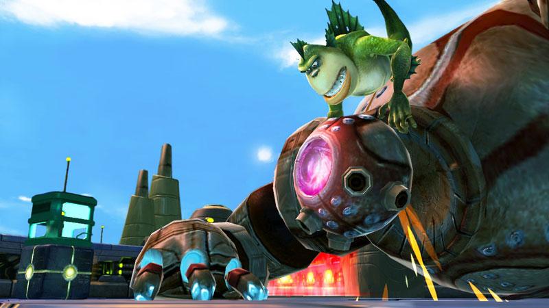 Amazon.com: Monsters vs. Aliens - Xbox 360: Activision Inc: Video