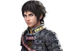 Rush Sykes from 'The Last Remnant'