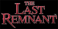 'The Last Remnant' game logo