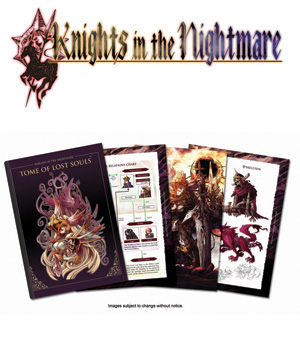 Knights in the Nightmare Logo