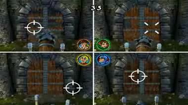 fun 4 player split screen xbox 360 games