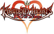 'Kingdom Hearts 358/2 Days' game logo