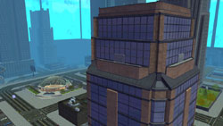 Expansive outdoor environment from 'City of Heroes Architect Edition'
