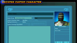 Register your custom characters in 'City of Heroes Architect Edition'