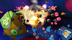 Wacky racters old and new in 'BOOM BLOX Bash Party'
