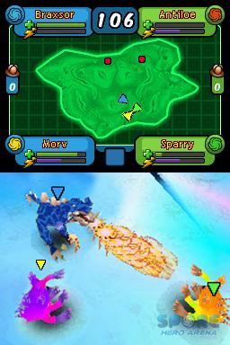 Скачать Spore Hero Arena Торрент - фото 3