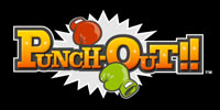 'Punch-out!!' game logo