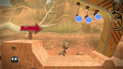Downloadable content in LittleBigPlanet for PSP