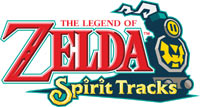 The Legend of Zelda: Spirit Tracks game logo