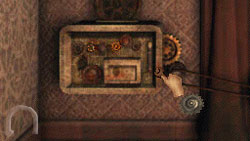 Solve point & click puzzles in 'Sherlock Holmes: The Mystery of the Mummy'