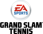 'EA Sports Grand Slam Tennis' game logo
