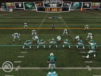 Updated playbooks in 'Madden NFL 10' for PS2