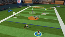 5-on-5 play in 'Madden NFL 10'