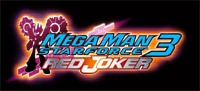 'Mega Man Star Force: Red Joker' game logo