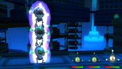 Varied gameplay styles in 'Secret Agent Clank'