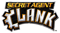 'Secret Agent Clank' game logo