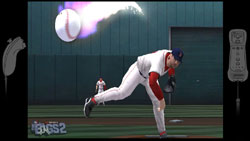 Pitcher's point of view in 'The Bigs 2'
