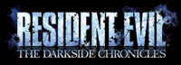 Resident Evil: The Darkside Chronicles game logo