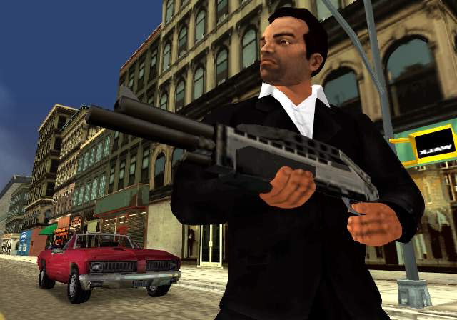 Liberty City Stories / Vice City Stories - PlayStation 2: Video Games