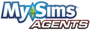 'MySims Agents' game logo