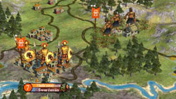 Turn-based battles in 'Sid Meiers Civilization IV: The Complete Edition'