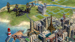 City building in 'Sid Meiers Civilization IV: The Complete Edition'