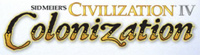 'Sid Meier's Civilization IV: Colonization' game logo