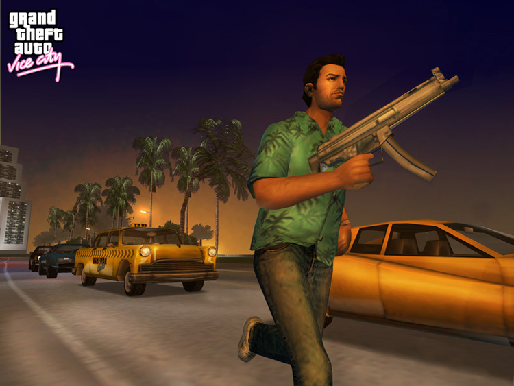Auto 3 / Grand Theft Auto: Vice City / Grand Theft Auto: San Andreas