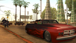 'Grand Theft Auto PC Trilogy' (GTA: San Andreas) screen 5