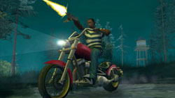 'Grand Theft Auto PC Trilogy' (GTA: San Andreas) screen 7