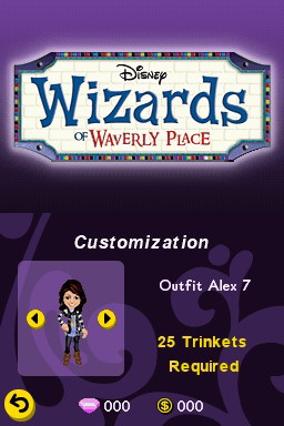 Wizard Spells From Wizards Of Waverly Place