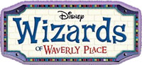 'Wizards of Waverly Place' game logo