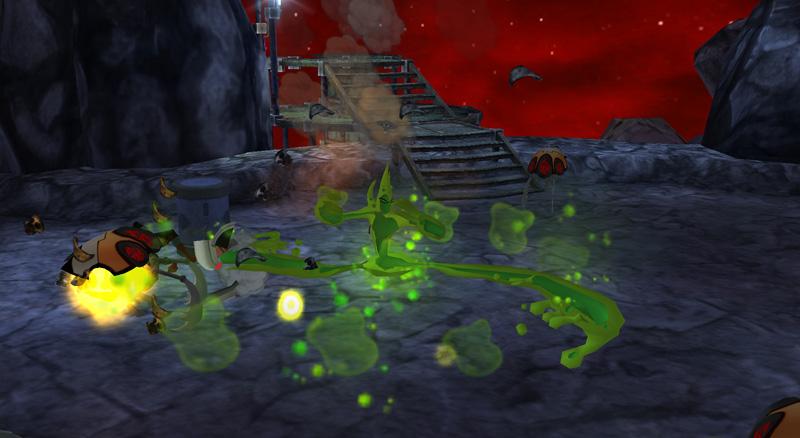Amazon.com: Ben 10 Alien Force: Vilgax Attacks - Nintendo Wii: Video