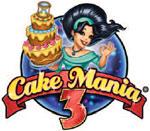 Cake Mania 3 game logo