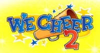 We Cheer 2 game logo