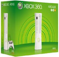 Xbox 360 Arcade console boxshot