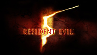 'Resident Evil 5' for PC game logo