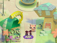 New story and mini-games in Littlest Pet Shop: Beach Friends