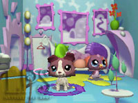 Multiplayer support in Littlest Pet Shop: Beach Friends